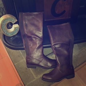 Brand New! Journee Collection Brown Boots!
